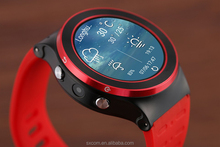 Android 5.1 Smart Watch 3G SIM Card WiFi GPS with Heart Rate Monitor Function