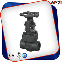 A105 Socket Welded Forged Steel Gate Valve