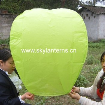 Sky Lantern CE passed higest standards with huge promotion in the new year