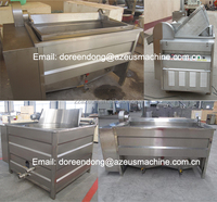 fish fryer/automatic frying potato chips machine/machine for frying