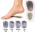Half TPU arch support orthopedic insole