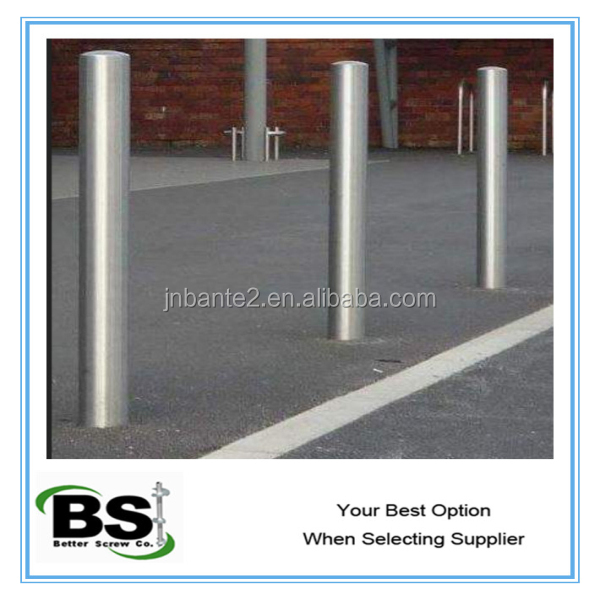 Hotel Car Parking Stainless Steel Bollard