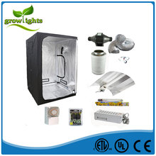 Complete Grow Tent Kit 600w Light, Fan and Filter 100 x 100 x 200cm