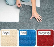 Self-adhesive Anti-slip carpet tile