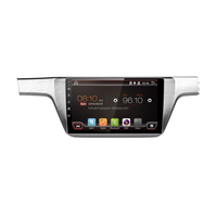 10.1 Inch Made in China Car DVD Player with Mirror Link GPS 3G Wifi for VW New Lavida 2015
