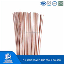 50-240A cadmium-free silver alloy welding electrode specification