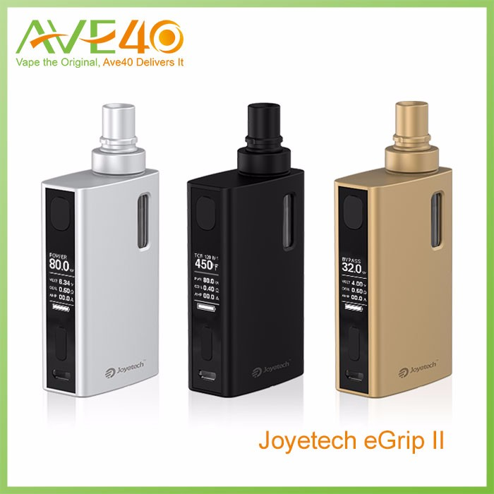 Popular in the USA Joyetech eGrip 2 vape kit/ newly game mode and Notchcoil head easy vaping