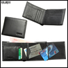 Top quality genuine leather wallet/men's wallet/rfid wallet