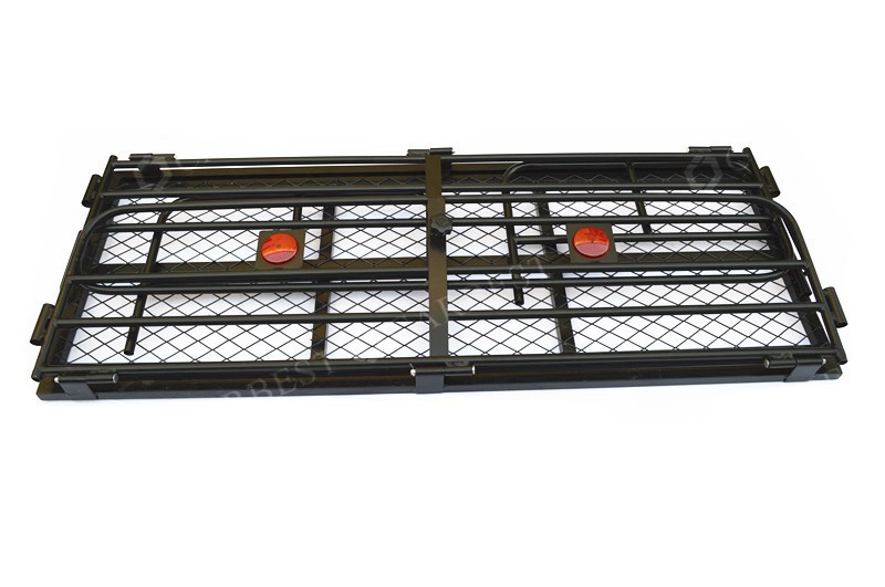 Hign Qaulity Folding Basket Cargo Carrier With Light