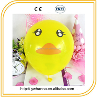 duck printing cartoon balloons online shopping FOR PARTY