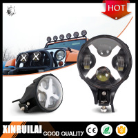High power waterproof aluminum alloy housing auto led lighting