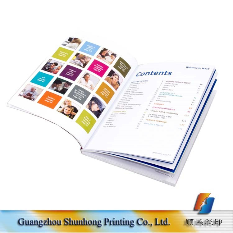 OEM Your OWN Design Glossy Lamination Cheap Custom China Book Printing for Novel, Texts, Magazine