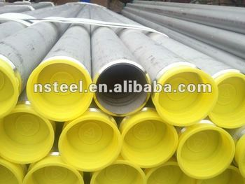 Super Duplex stainless pipe