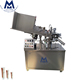 High Capacity Facial Cleanser Tube Filling Machine Line / Cosmetic Facial Pore Cleanser Filling Sealing Equipment System