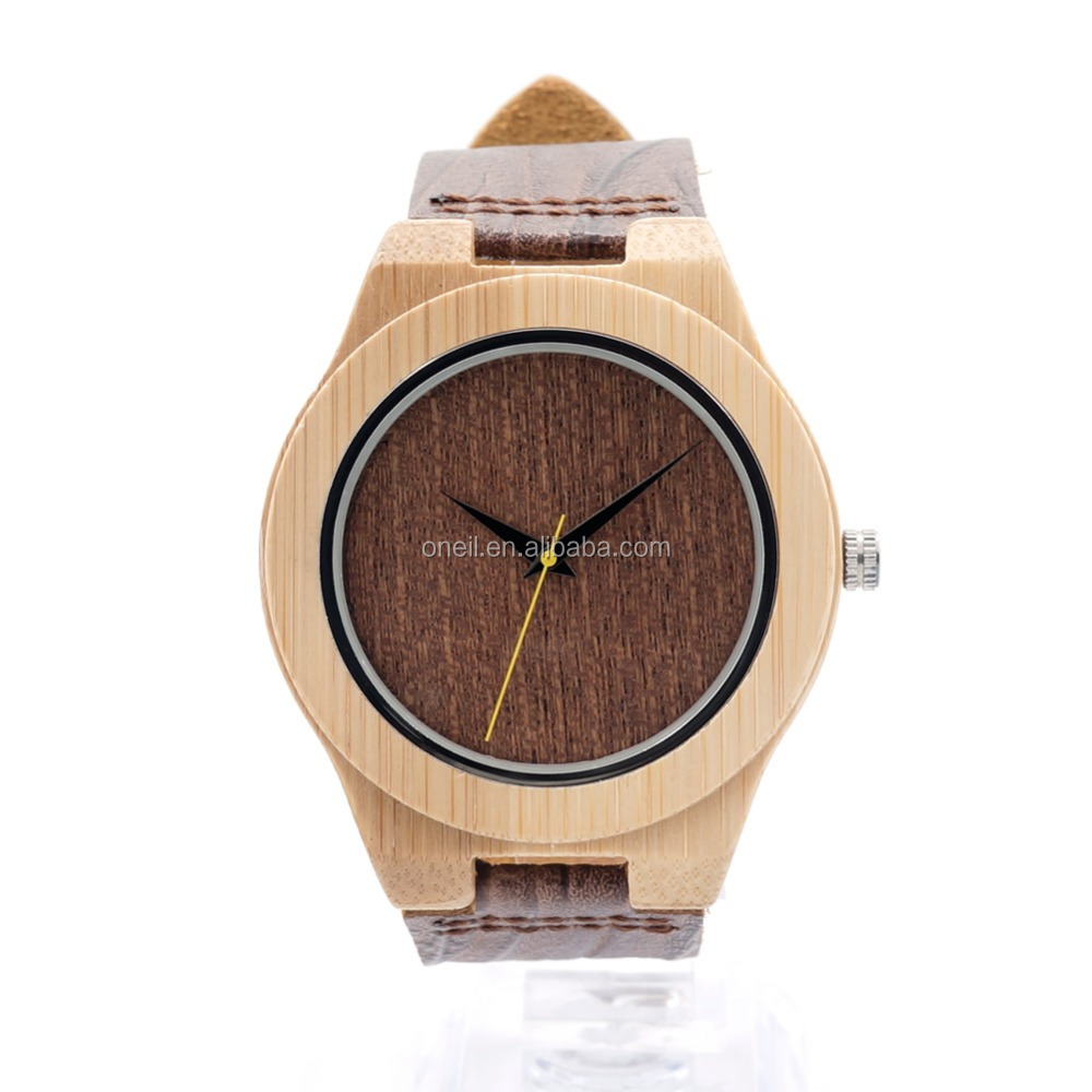 Valentines Gift Fashion Accessories Women Men Spring Hot Sale Wooden Watches