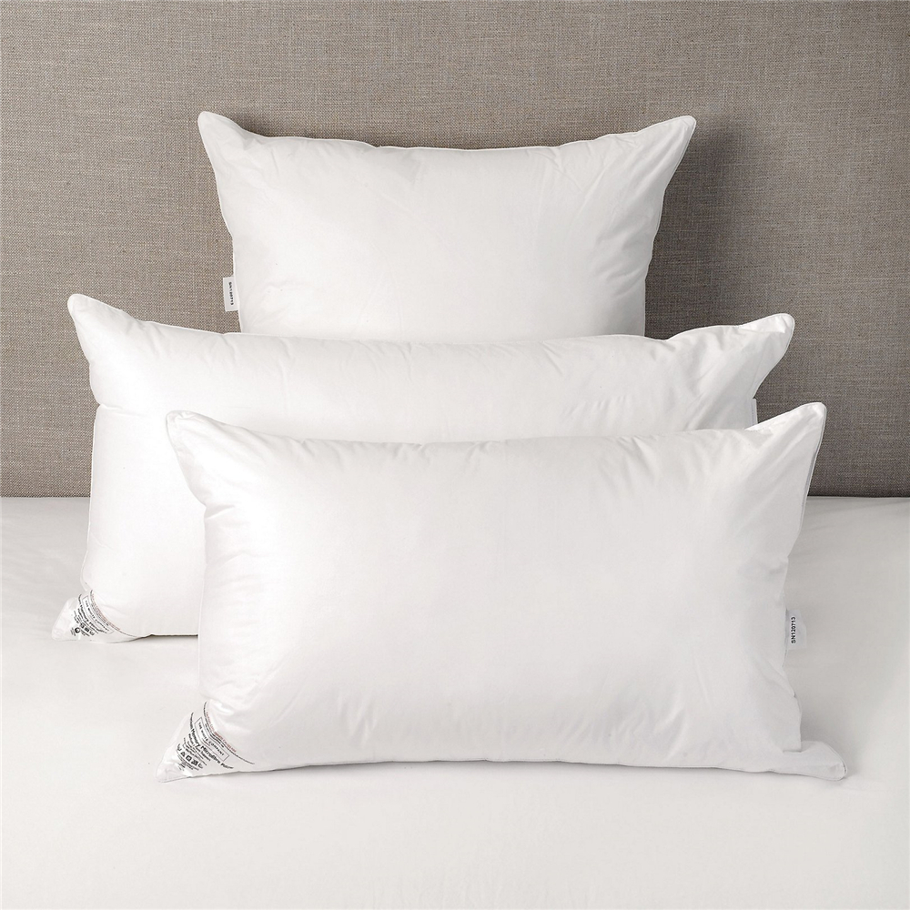 goose pillow box x and pillows shop textiles european duvet sheraton stitch feather bedroom down filled