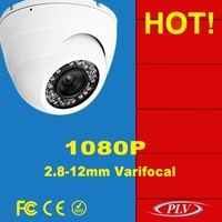 New 1080p sony cmos image sensor digital dome onvif 2.0 megapixel ip camera wdr