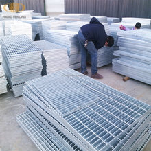 Drainage grating/rain water grating/drainage steel grating cover drainage ditch