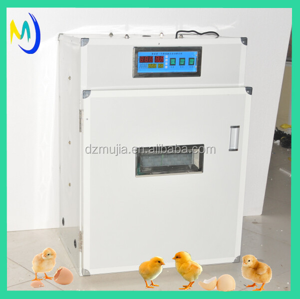 Hot sale full automatic automatic love birds egg incubator for sale