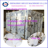 Full line yam flour equipment