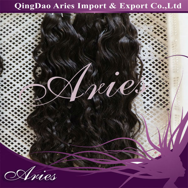 Chinese hair distributers sale queens hair product 3 piece lot