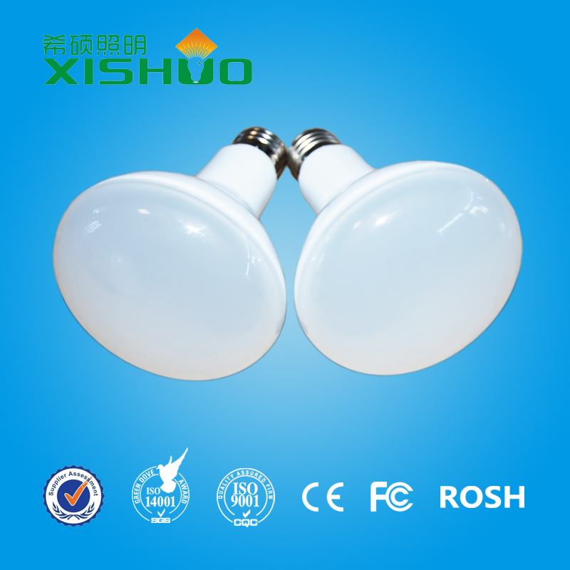 factory outright sale CE ROHs certificate Exterior or interior dimmable 12w 1050lm Br40 e27 led bulb light 3000k-6500k