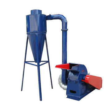 Compact design with high production efficiency low price cast iron small hammer mill
