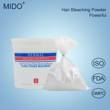 Alibaba hot sale good quality hair dye product China supplier bleach in bulk provide free samples
