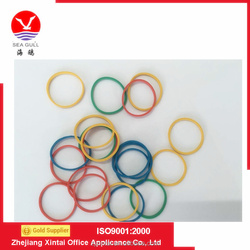 2015 Hot Selling Rubber Bands, Color Rubber Rings With High Quality