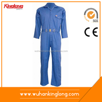 middle east poly cotton pink mechanic coveralls