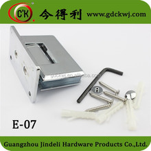 Promotional Hardware Stainless Steel Clamp Glass Door Hinge Clamp