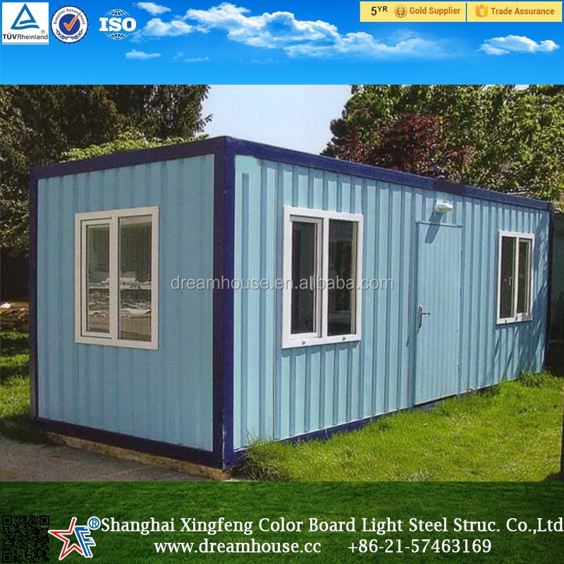 shipping solar power container home/ container house for sale/prefab shipping container homes
