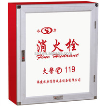 2017 good price fire hose reel cabinet