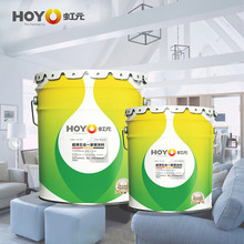 Top quality waterbased pure acrylate emulsion wall paint for indoor