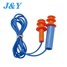 New Style Reusable Noise Cancelling Silicone Earplugs Manufacturer