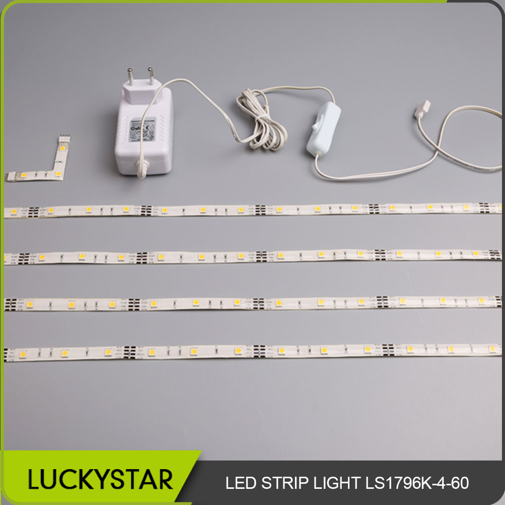 Factory Price IP65 3528 RGB Color Changing Rechargeable Led Strip Light