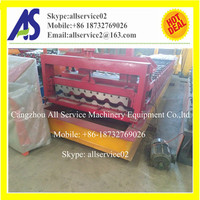 Hot Sale good quality 930 glazed tile roll forming machine