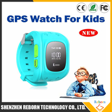 HQ Anti Lost GPS Tracker Watch For Kids SOS Emergency GSM Smart Mobile Phone GPS Tracking Device For Kids GPS Watch