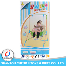 2017 new plastic sporting hanging baby swing chair