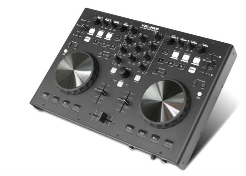 hot wholesale china best selling udb dj midi controller with virtual player dj for musical instruments
