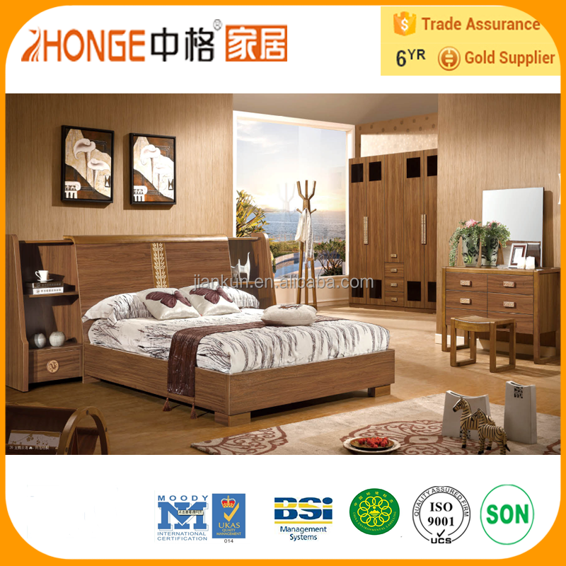 6105 bedroom furniture wardrobe with mirro/middle east style bedroom furniture/multifunction sofa foldable bed bedroom furniture