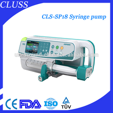 2017 laboratory equipment cheapest handheld prices of syring pump CLS-SP18