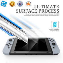 Ultra Thin 9H 2.5D screen protector tempered glass for Nintendo Switch screen protector