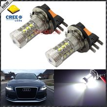 Super brightness 80W 100% CRE'E High Power,FOG LAMP H15 LED,H15 CAR LED,H15 LED Daytime Running Lights