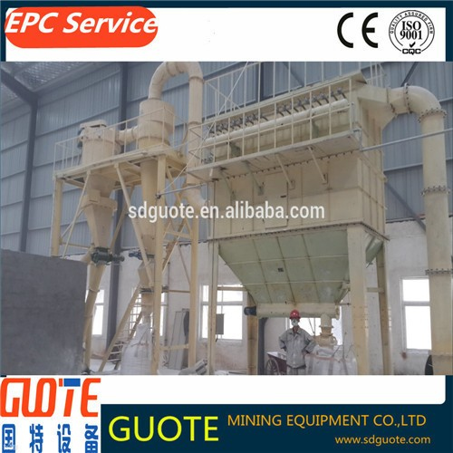 High efficient industrial cyclone dust collector