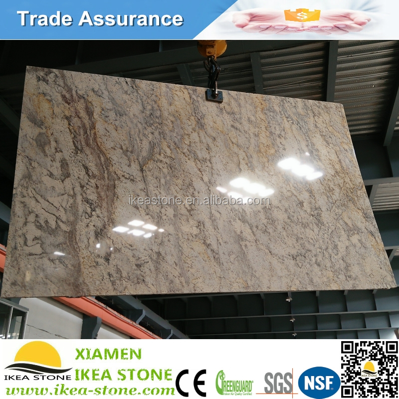 Golden River Yellow Granite Colors