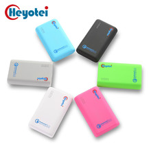 popular rohs mobile phone fast 3.0 power bank 5000 with 18650 battery