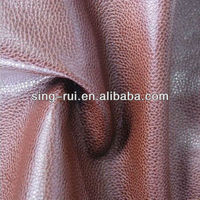 PU Laminated Leather For Men Shoes