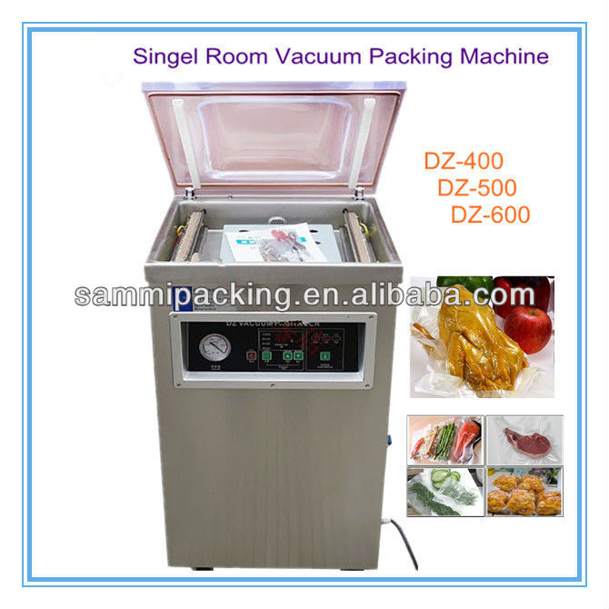 single room gas flushing vacuum sealer