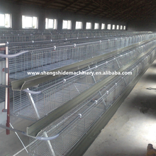 Poultry farming equipment battery cages laying hens design layer chinese chicken coop